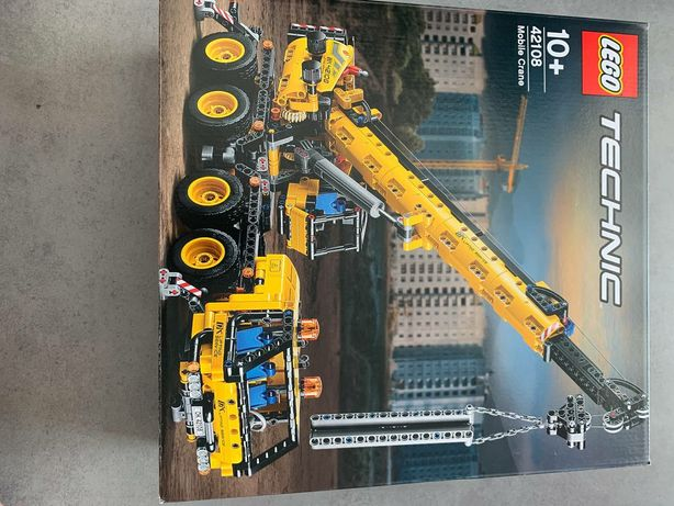 42108 Лего technic