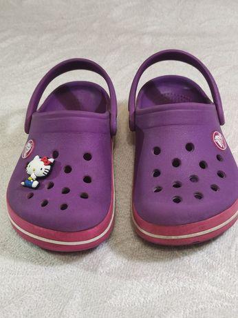 Детские Кроксы Crocs оригинал , размер 8-9, наш 26