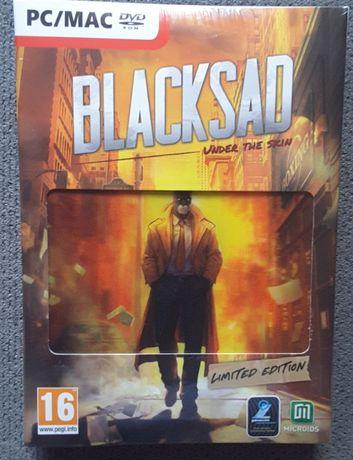 Gra Blacksad Under the Skin Limited Edition na PC