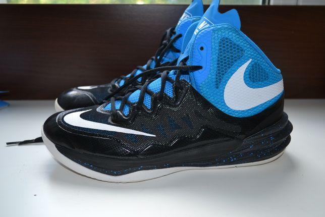 Nike prime hype df ii кроcсовки баскетбольные 41-42р. оригинал.