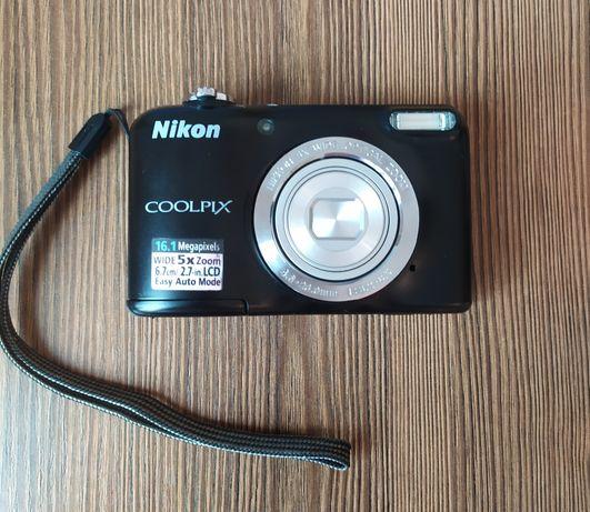 Цифровий фотоапарат Nikon Coolpix l27