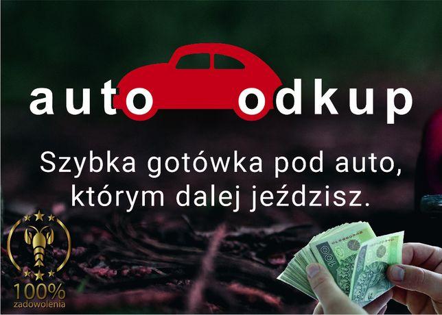 Pożyczka pod zastaw auta/samochodu. Szybka gotówka do 10000 zł!