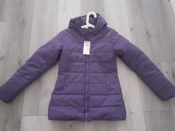 Куртка 164 розмір, нова, демісезонна, польська на синтепоні.