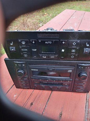 Sprzedam radio z panelem sterowniczym do audi