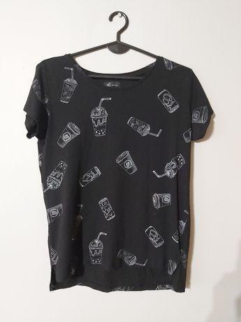 Asymetryczna koszulka reserved rozm L