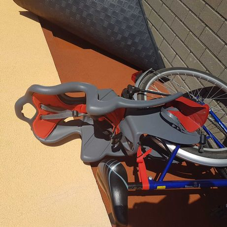 Fotelik dzieciecy na rower