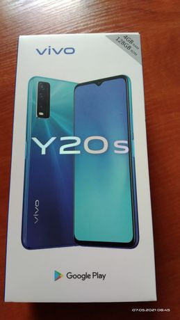 Telefon komórkowy VIVO y20