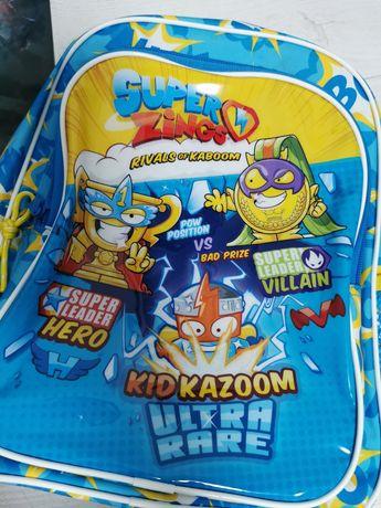 Plecak Super Zings