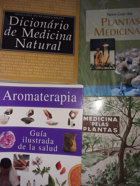 Oleos Essencias Medicinas Naturais-Aromaterapia-
