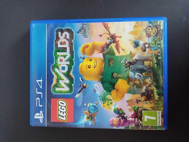 Gra LEGO World's na konsole PS4