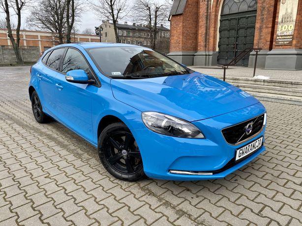 Volvo V40 2.0 D2 Bezwypadkowe Led Gwarancja