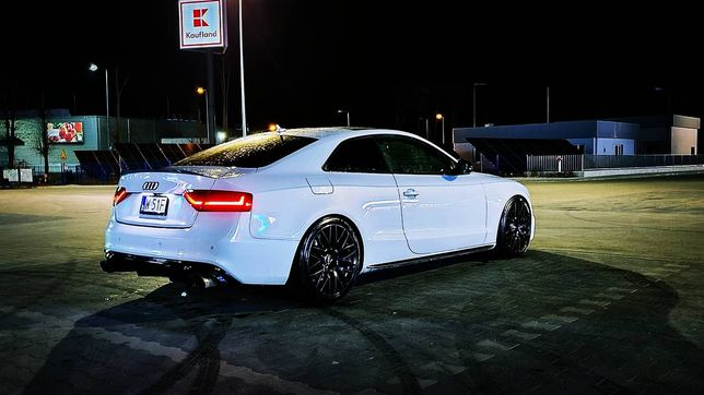 Audi A5 2015 competition plus
