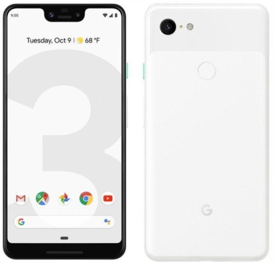 Okazja! Telefon Google Pixel 3 XL 4/64GB Biały (D) Koszalin - image 1