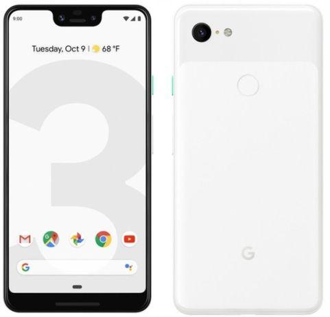 Okazja! Telefon Google Pixel 3 XL 4/64GB Biały (D)