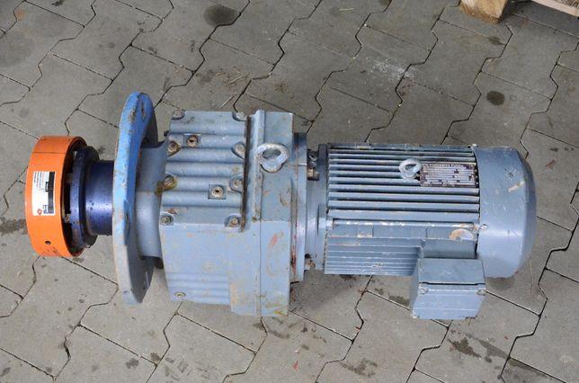 Motoreduktor 66 obr SEW Silnik 5,5kW 1430/66