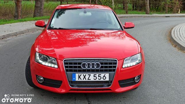 Audi A5 Sportback 2.0 Tfsi 180KM Comfort / BEZ WADY OLEJOWEJ !!