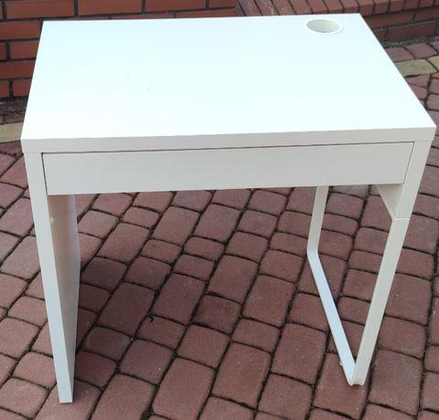 MICKE Biurko z IKEA białe