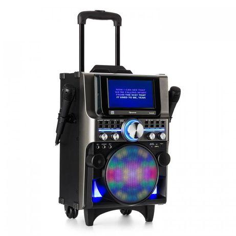 Zestaw karaoke AUNA Box 360 HDMI/USB/BT+2 mikrofony Sklep Wągrowiec