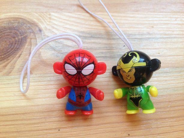 Игрушки Человек-паук, супер герои.