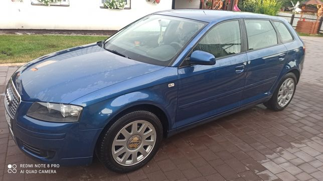 Audi A3 2006, 1,9tdi 277tyś
