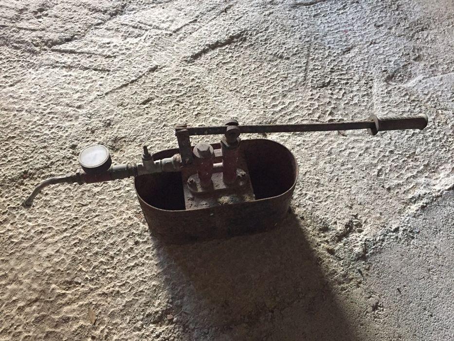 Máquina de verificação de tubagem de água Barrô E Aguada De Baixo - imagem 1