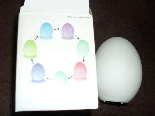 Jajko zmieniające kolory
