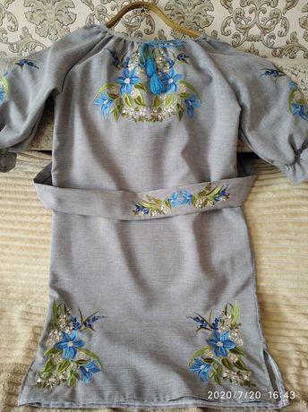 Плаття вишиваночка жіноча