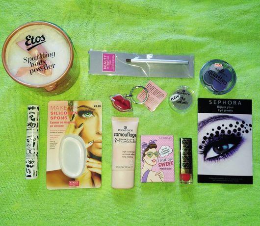 PAKIET kosmetyków % PROMOCJA% 11 rzeczy = 55zł ( ze 125zł)