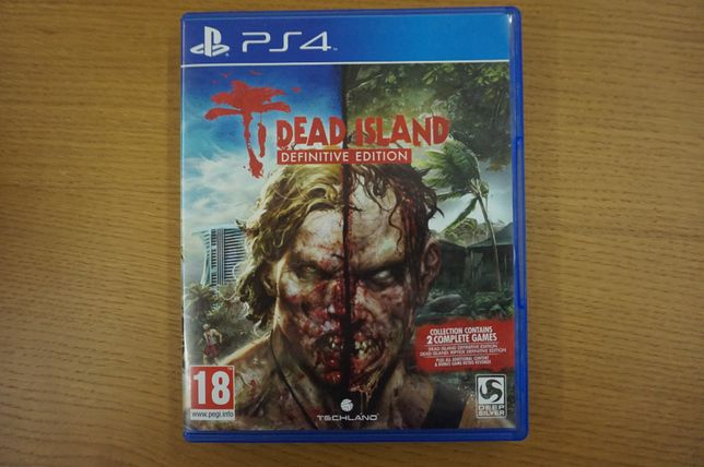 Dead Island Defenitive Edition PS4