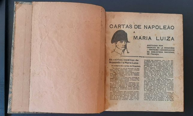 Cartas de Napoleão a Maria Luíza