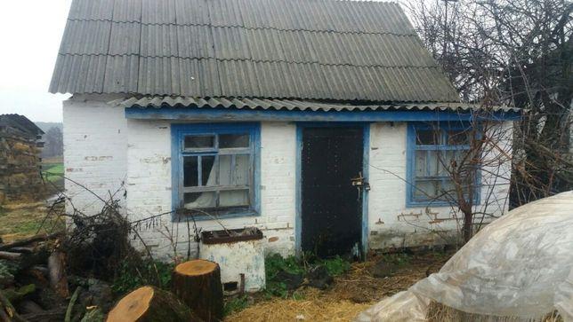 Продам дом Киевская обл Ракитнянский р-н село Острив 80 км от киева