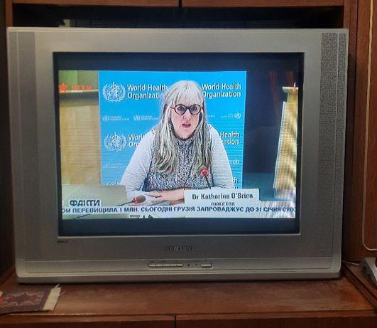 Телевизор Samsung 29 дюймов Samsung CS 29K10ZQQ