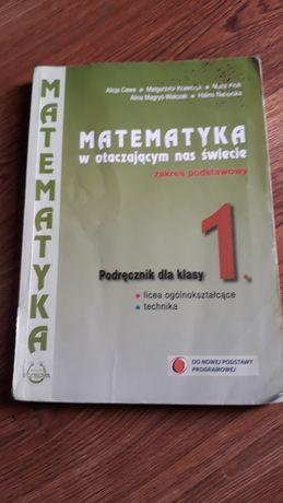 Matematyka w otaczającym nas świecie 1.