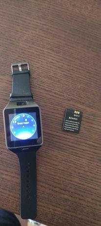 smartwatch  com entrada de cartao SIM