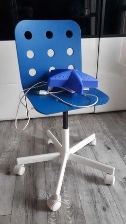 Krzesełko dzieciece ikea + lampka