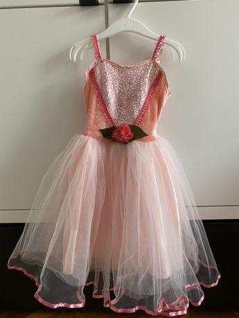 Sukienka dla baletnicy r. 98