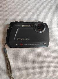 aparat fottograficzny Casio Exilim EX-G1 czarny , lombard madej sc
