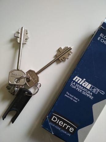 Wkładka DIERRE MIA BLO 3110 + klucze
