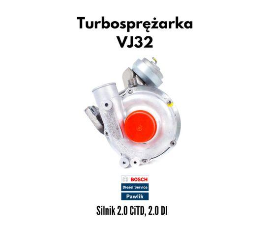 Turbina Mazda 6 MPV VJ32 MPV 2.0CiTD 136KM/121KM