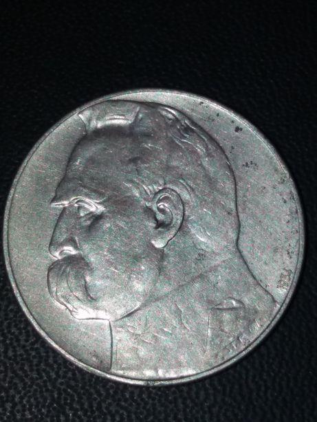 10 злотих 1934р.Польша