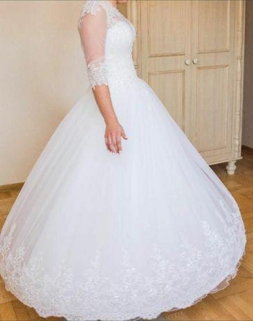 Suknia ślubna księżniczka OKAZJA