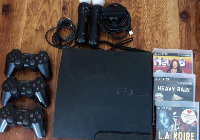 Playstation 3, PS3, konsola