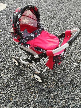 Wózeczek dla dziewczynki