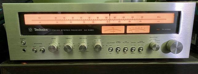 Amplituner Technics SA-5360 - klasyk - vintage