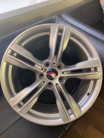 Оригинальные диски BMW X-5M, X6M R19, 9j et37 dia 74,1