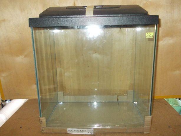 аквариум 40 литров с подсветкой