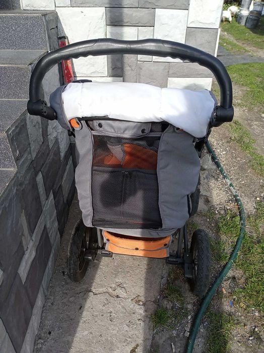 Wózek spacerowy z gondolą Łazy - image 1