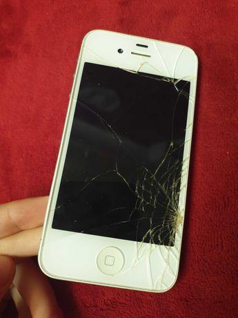 Айфон 4с Iphone 4s бу не рабочий apple