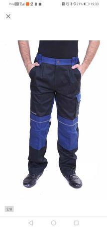 Nowe Stanmore spodnie robocze r. 48