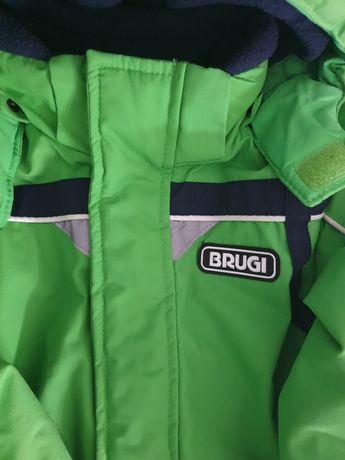 Kurtka i spodnie Brugi/zestaw zimowy rozm 98/104